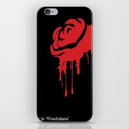 Alice III iPhone Skin