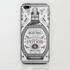 Legend of Zelda Red Chu Potion Advertisement iPhone & iPod Skin
