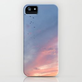 sunkiss iPhone Case