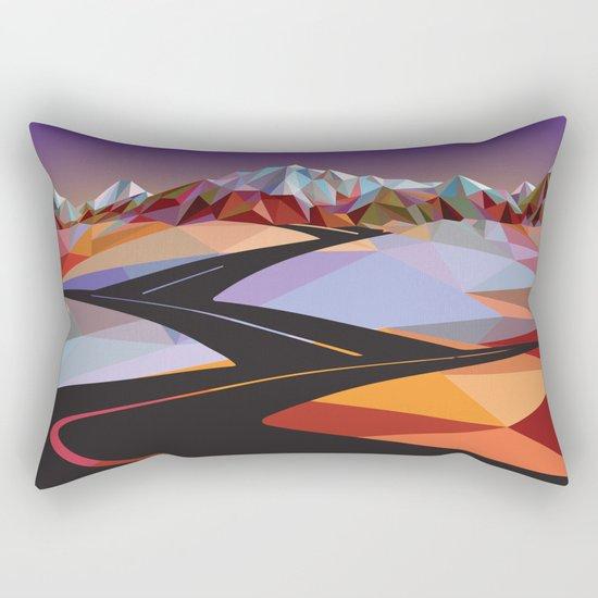 Night Mountains No. 42 Rectangular Pillow
