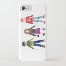 Harry, Hermione, and Ron iPhone 7 Slim Case