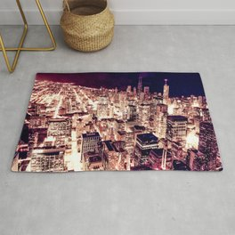 Chicago NightLight Rug