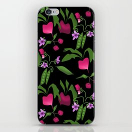 Vegetable garden iPhone Skin