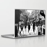 miami Laptop & iPad Skins featuring Miami by HMS James