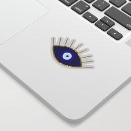 I See You Evil Eye Sticker