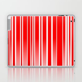 Red Track Laptop & iPad Skin