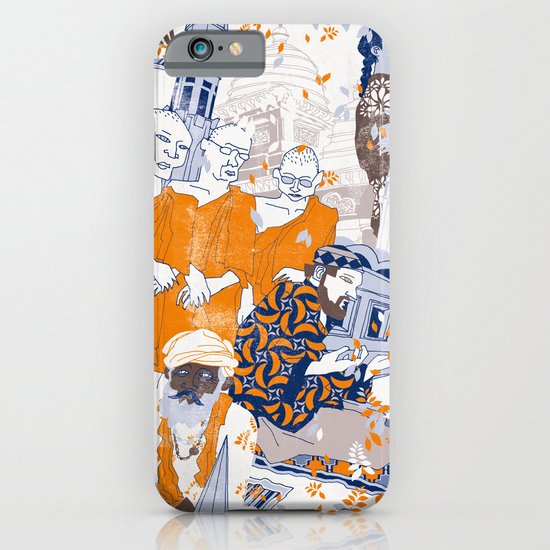THE SACRED CITY iPhone & iPod Case