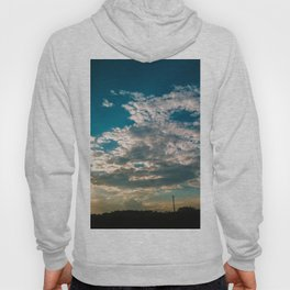 Different Colors at the Sky Hoody