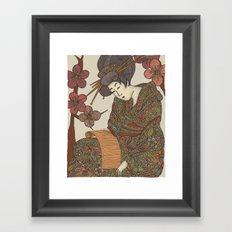Masamiosa Framed Art Print
