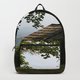 Abandoned Home Backpack