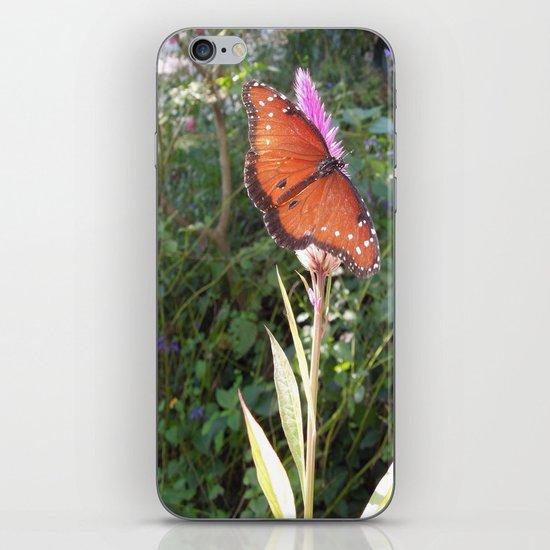 Spread My Wings iPhone & iPod Skin