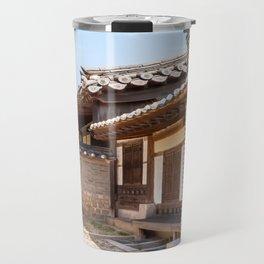 Scholar's Area, Changdeokgung Palace, Seoul Travel Mug