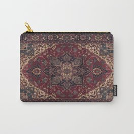Oriental Rug  Carry-All Pouch