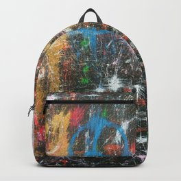All We Want For Christmas Is Universal Peace Backpack