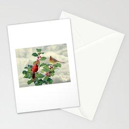 Spade's Cardinals Stationery Cards