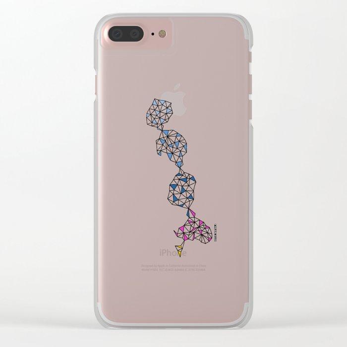 - quartz - Clear iPhone Case
