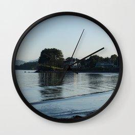 Alaska Bay pt.2 Wall Clock