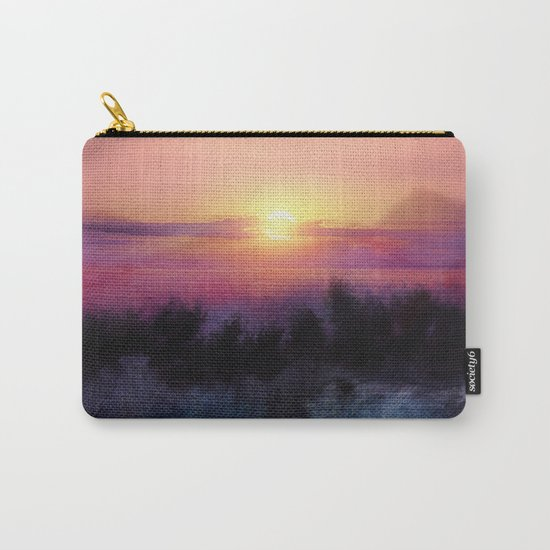 Calling The Sun IV Carry-All Pouch