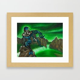 Raziel Framed Art Print