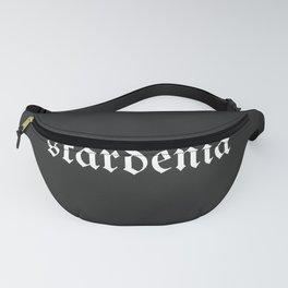 stardenia logo (black) Fanny Pack