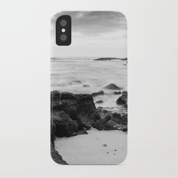 Dramatic coastline at Poipu beach in Kauai, Hawaii iPhone Case