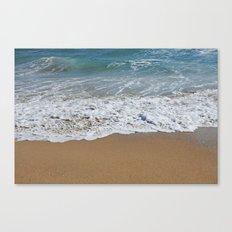 Beachy Canvas Print
