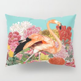 flamingo Pillow Sham