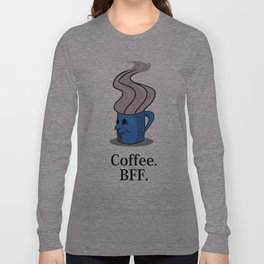 Coffee Design 1 Long Sleeve T-shirt