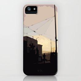 Sunset, San Francisco  iPhone Case