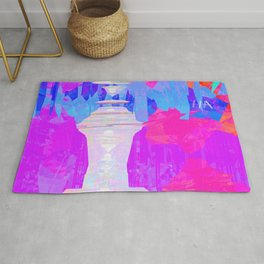 Glass Castles One Rug