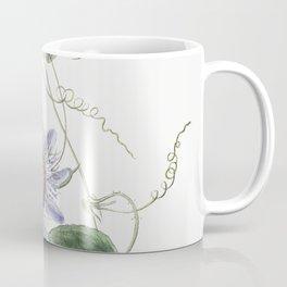 Lieut sullivans passion-flower from Edwardss Botanical Register (1829-1847) by Sydenham Edwards John Coffee Mug