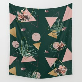 Succulents Atoms #society6 #decor #buyart Wall Tapestry
