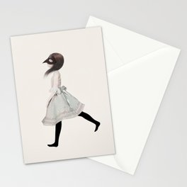 the somnamulist Stationery Cards