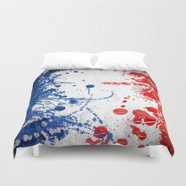 FRENCH--Flag  [FRANCE] Duvet Cover