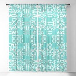 "CA Fantasy ""For Tiffany"" series #8 Sheer Curtain"