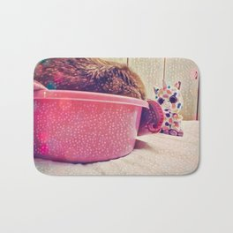 Some Friends have to Walk On Four Legs, Just So They Can Carry Around Such Big Hearts Bath Mat