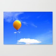 Oh Happy Day! Canvas Print