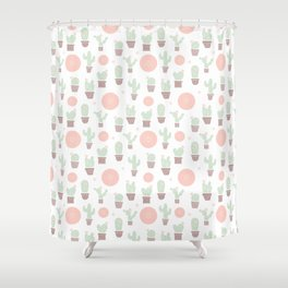 Cactus Company Shower Curtain