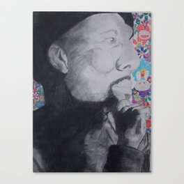 Common Murakami Canvas Print