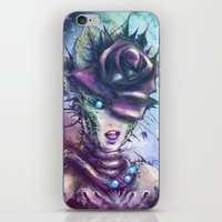 venus iPhone & iPod Skins featuring Venus by Vincent Vernacatola