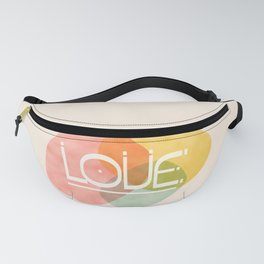 Stones Of Love #society6 #love Fanny Pack