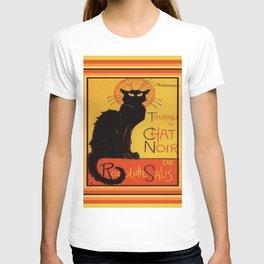 Tournee Du Chat Noir - After Steinlein T-shirt