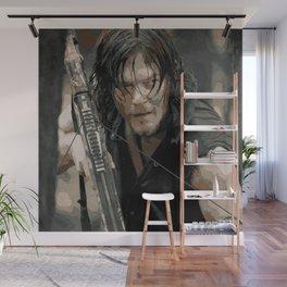 Daryl Wall Mural