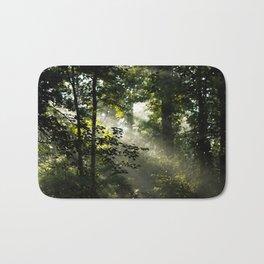 Forest Morning Bath Mat
