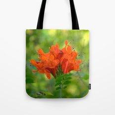 Exotic Ginger Flower Bignone 9125 Tote Bag