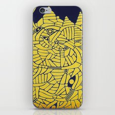 - mountainous - iPhone & iPod Skin