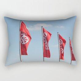 Mainz Flag Rectangular Pillow