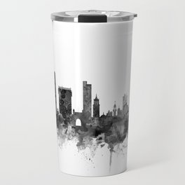 Mumbai Skyline India Bombay Travel Mug