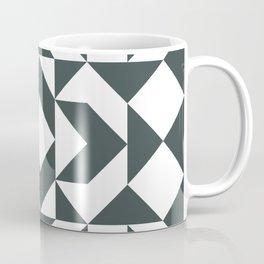 Modern Quilt Block Coffee Mug