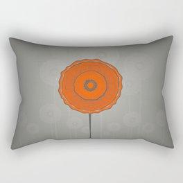 Poppies Poppies Poppies Rectangular Pillow